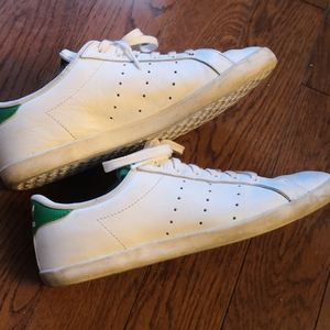 adidas Shoes - Adidas leather runners